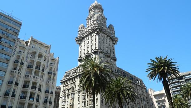 Herzlich willkommen in Montevideo, der Hauptstadt Uruguays