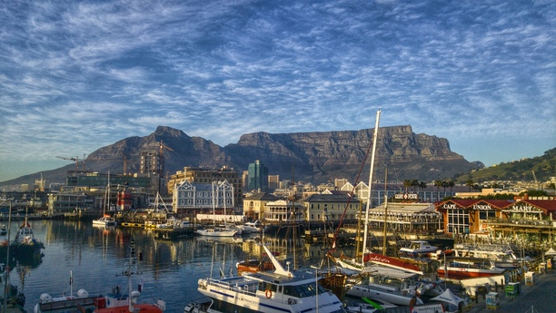 Cape Town International Airport Car Hire
