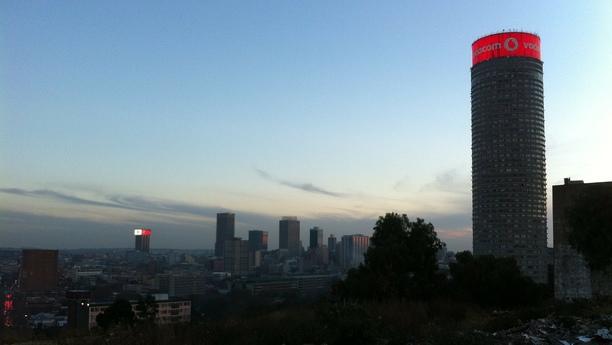 Mit einem Mietwagen von Sixt durch Johannesburg und Kempton Park