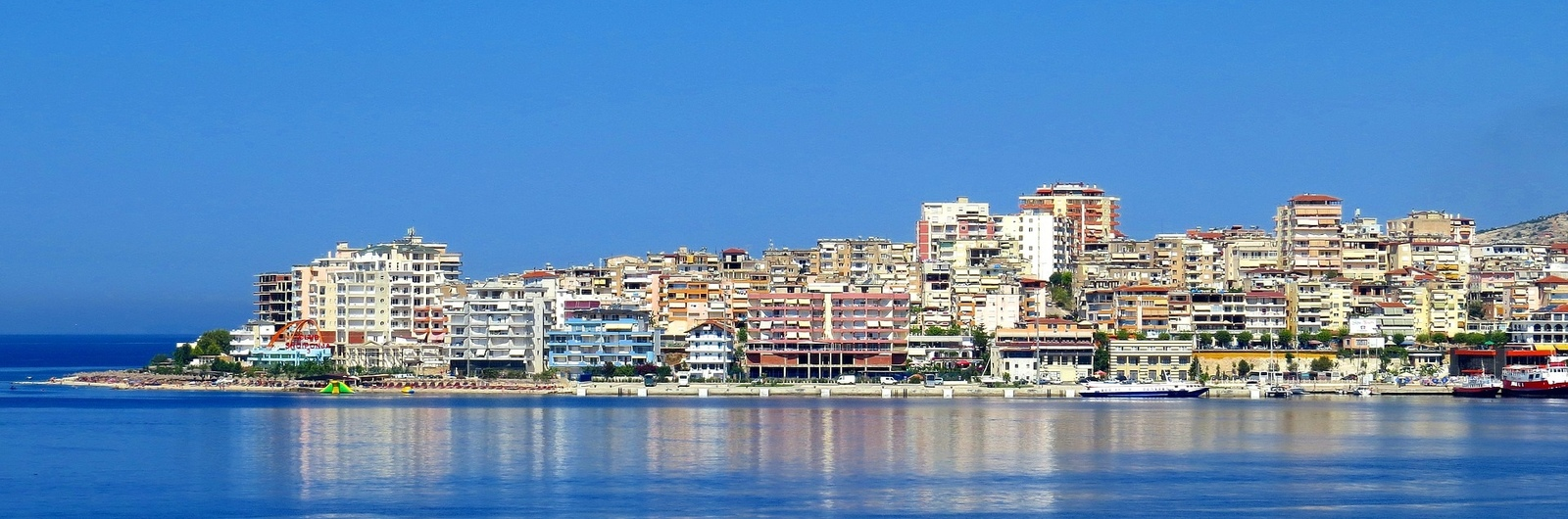 saranda city header