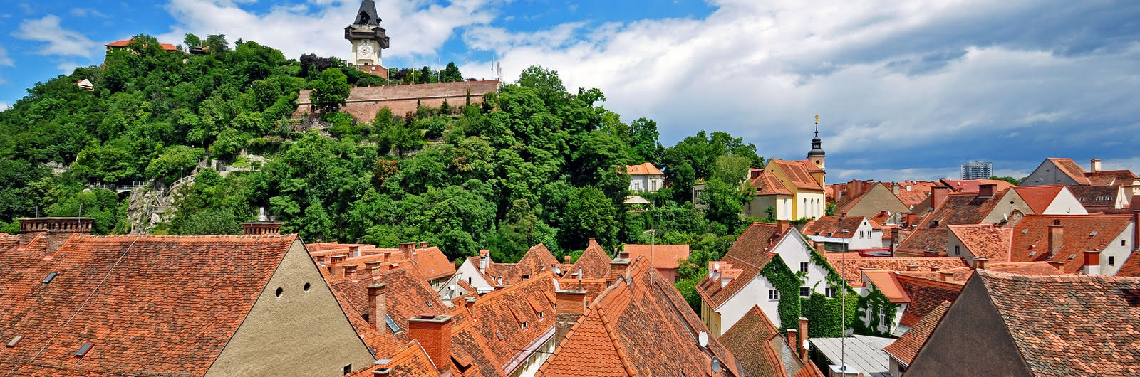 graz city header