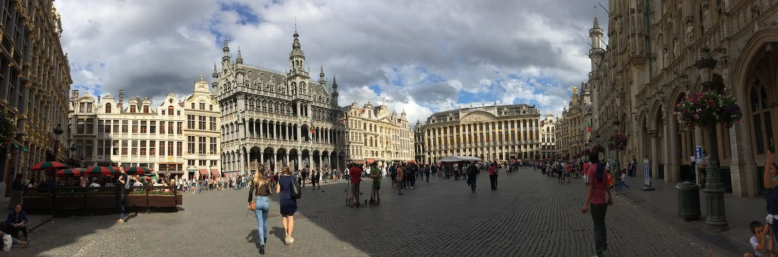 brussels city header