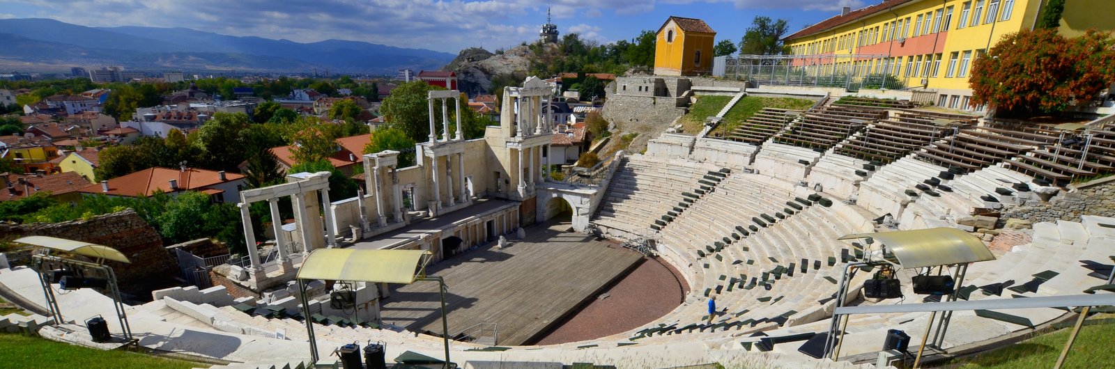 plovdiv city header