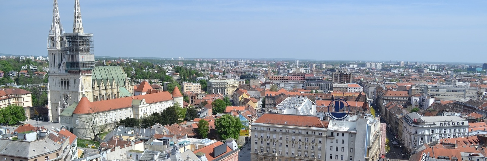 zagreb city header