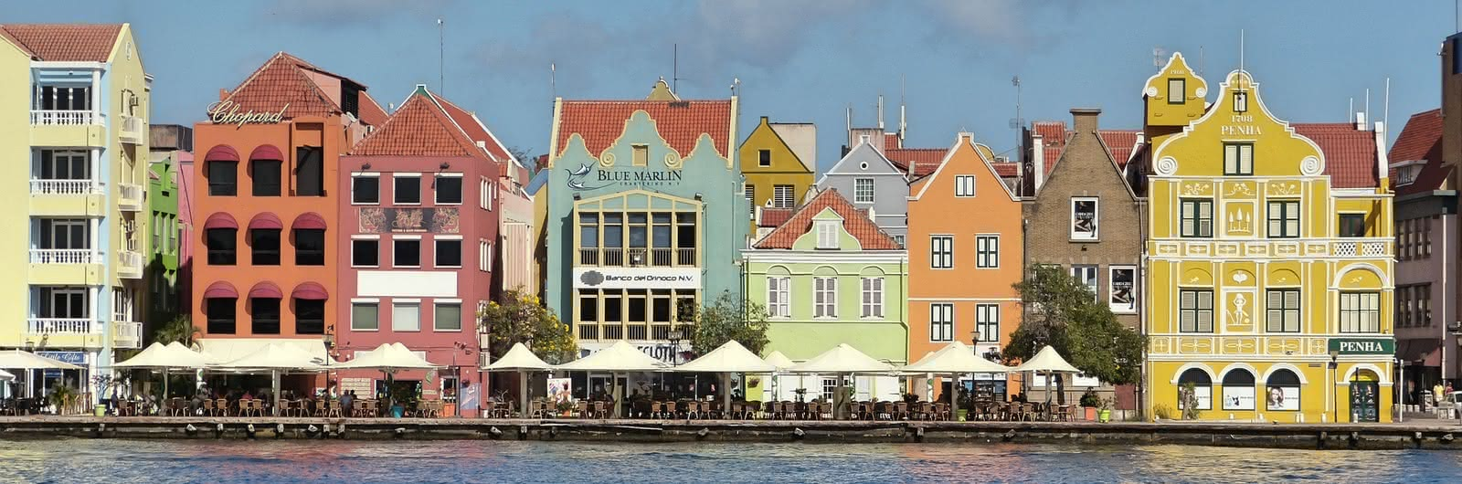 curacao country header
