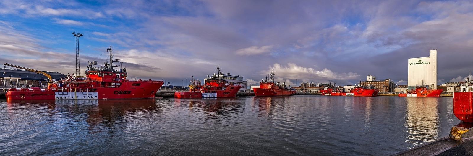 esbjerg city header