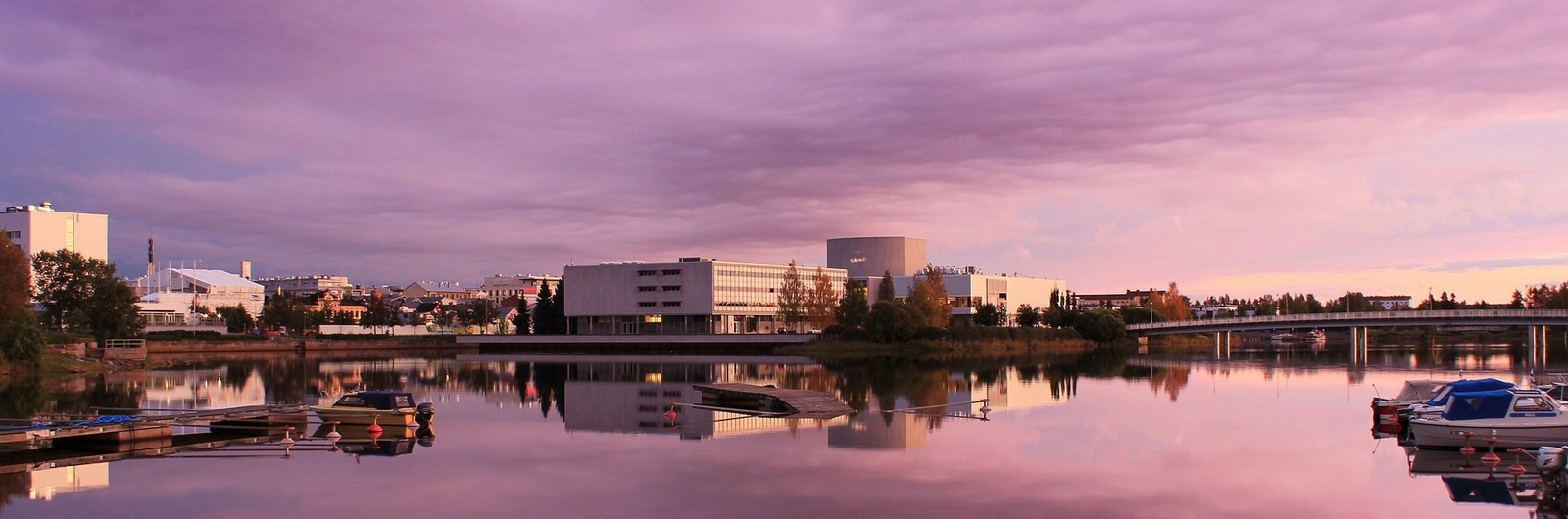 oulu city header
