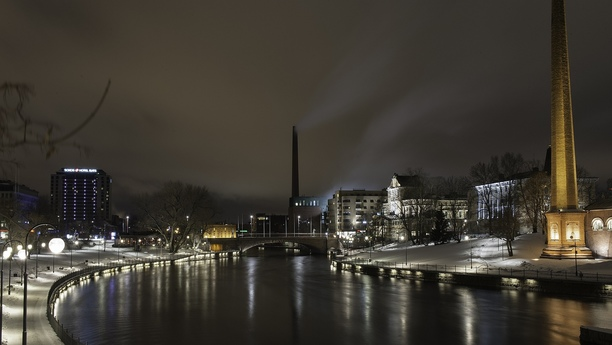 tampere city content