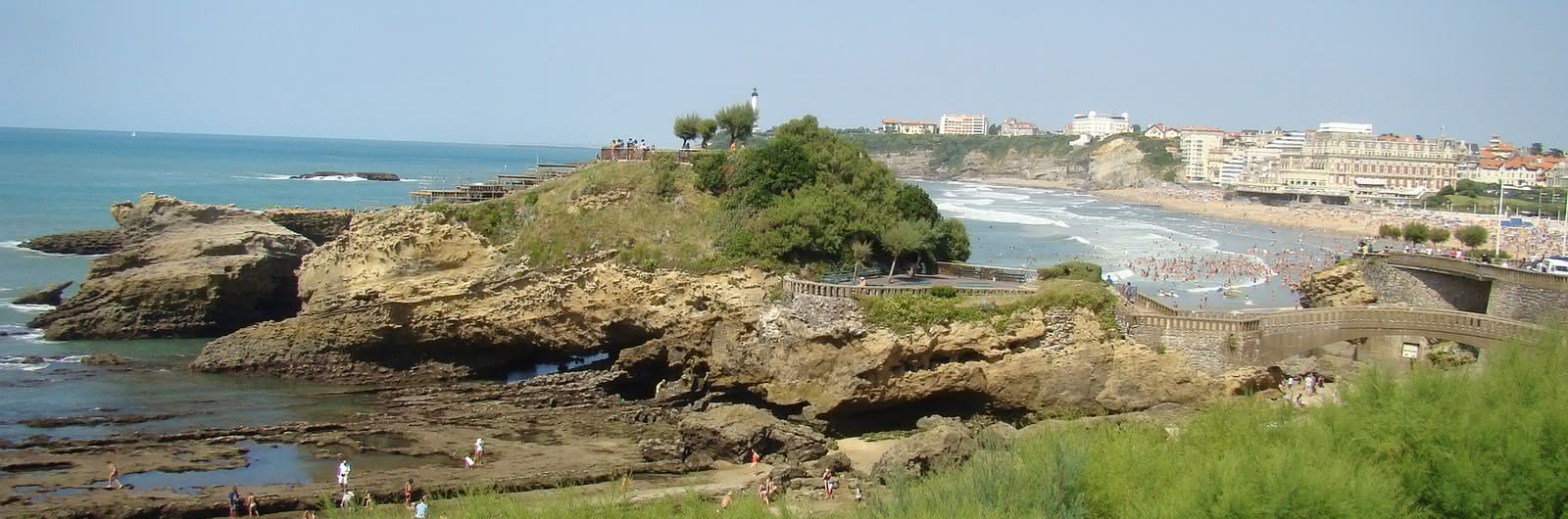 biarritz city header