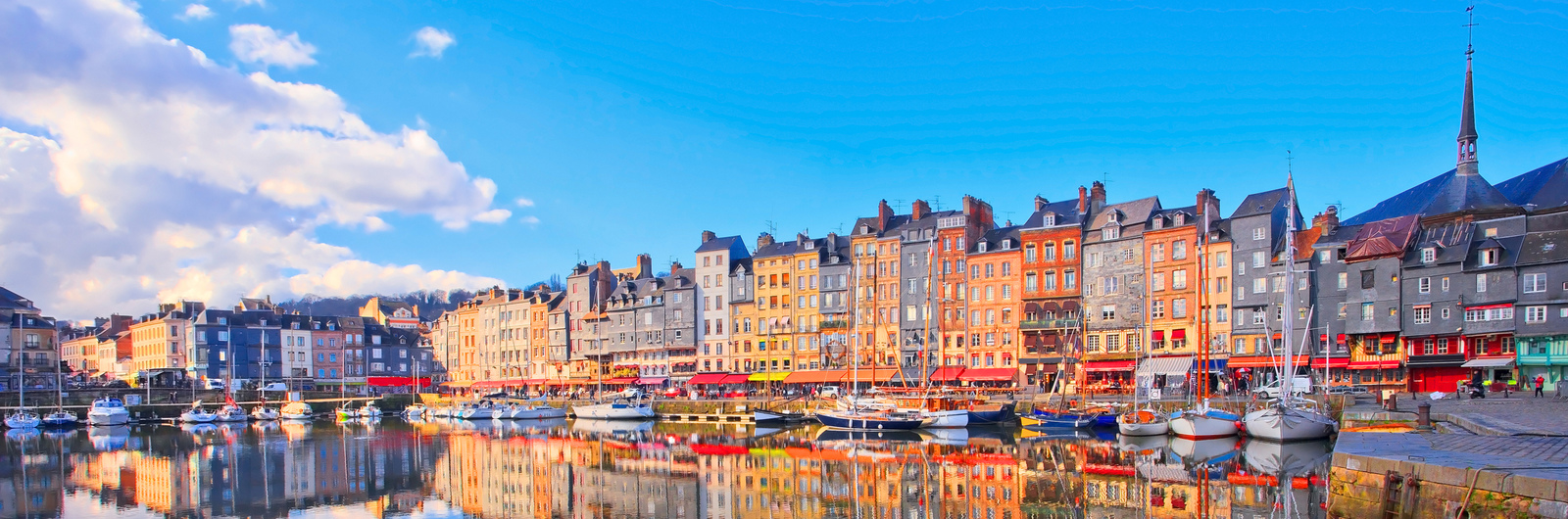 honfleur city header