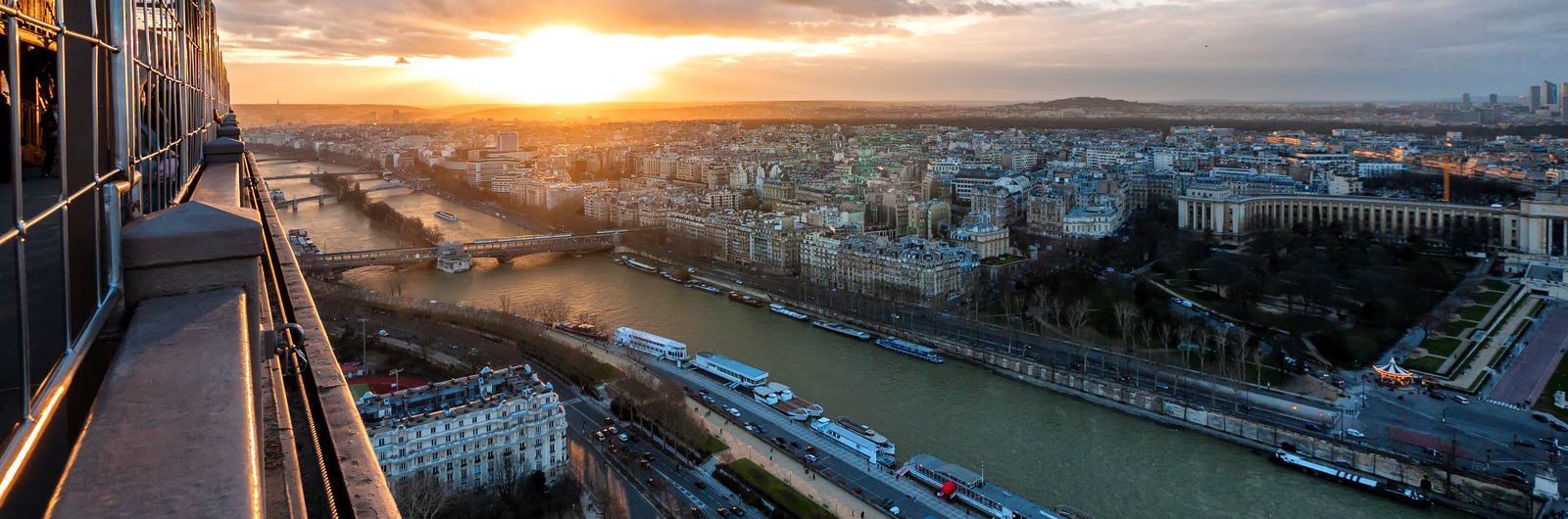 ile de france city header
