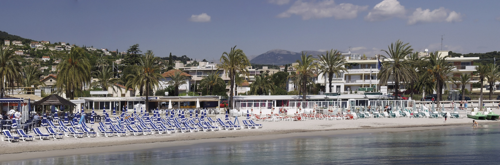 juan les pins city header