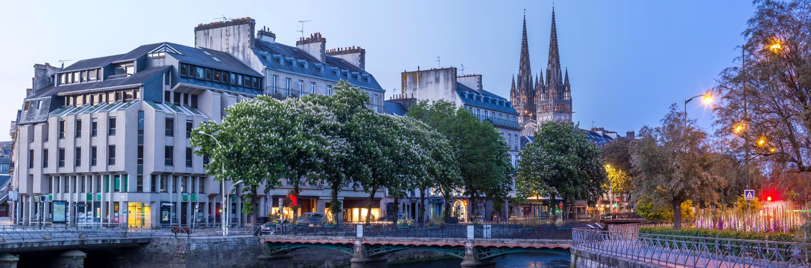 quimper city header