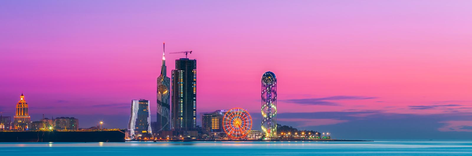 batumi city header