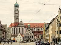 augsburg city small