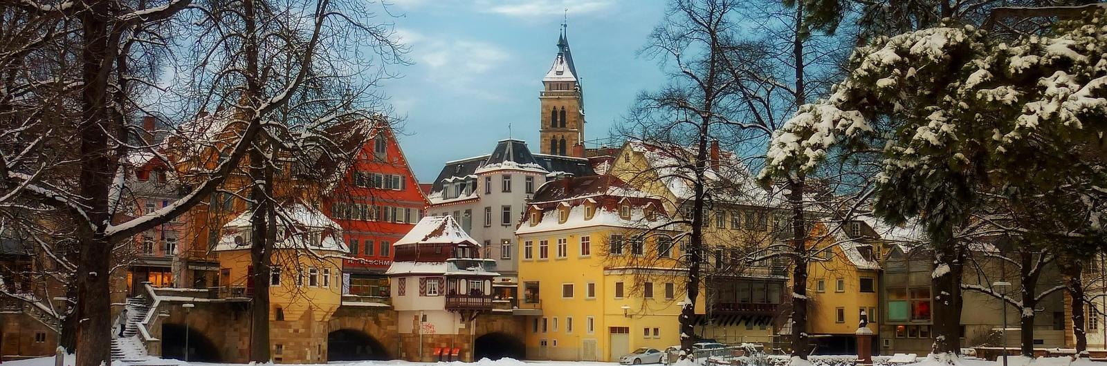 esslingen city header