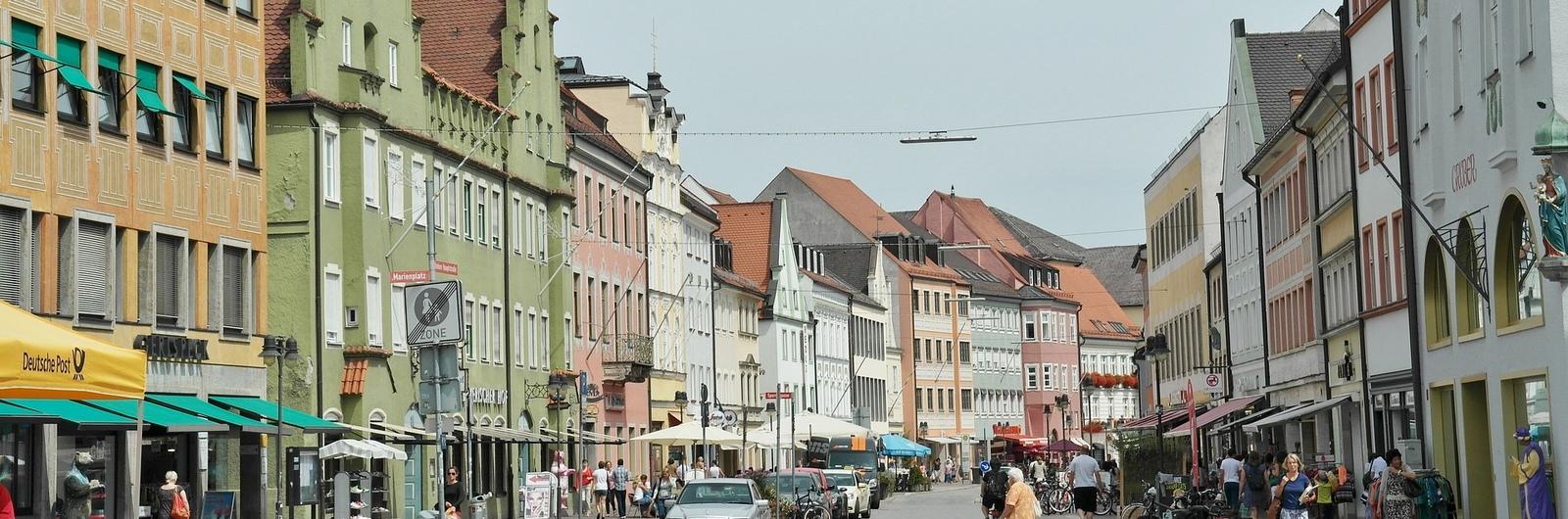 freising city header