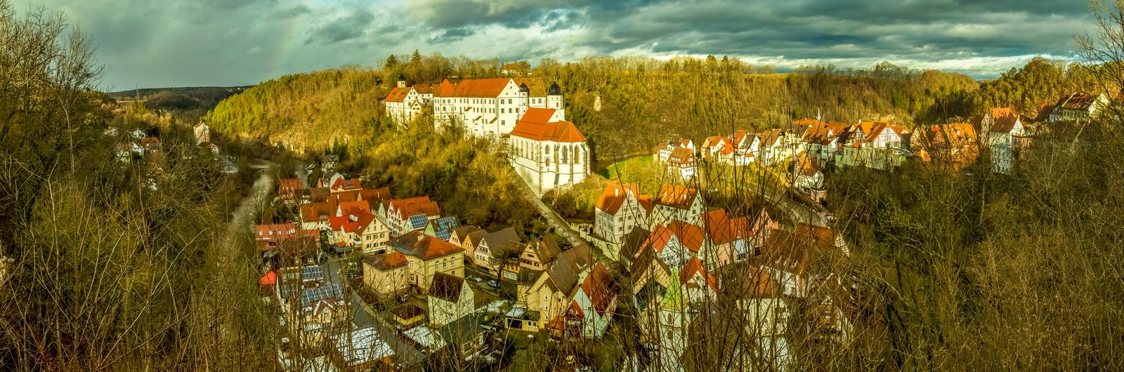 haigerloch city header