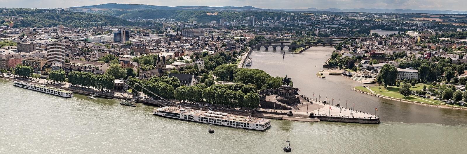 koblenz city header
