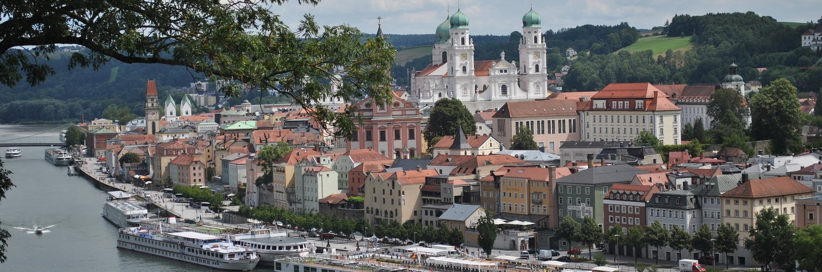 passau city header