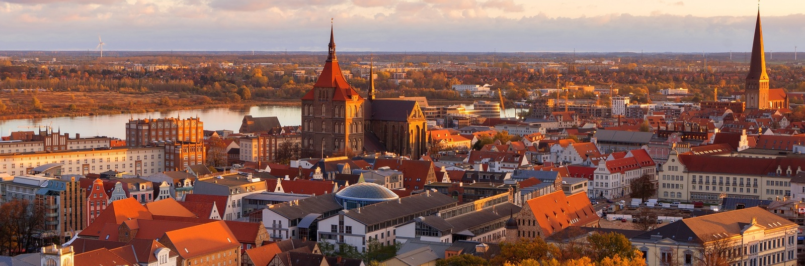 rostock city header