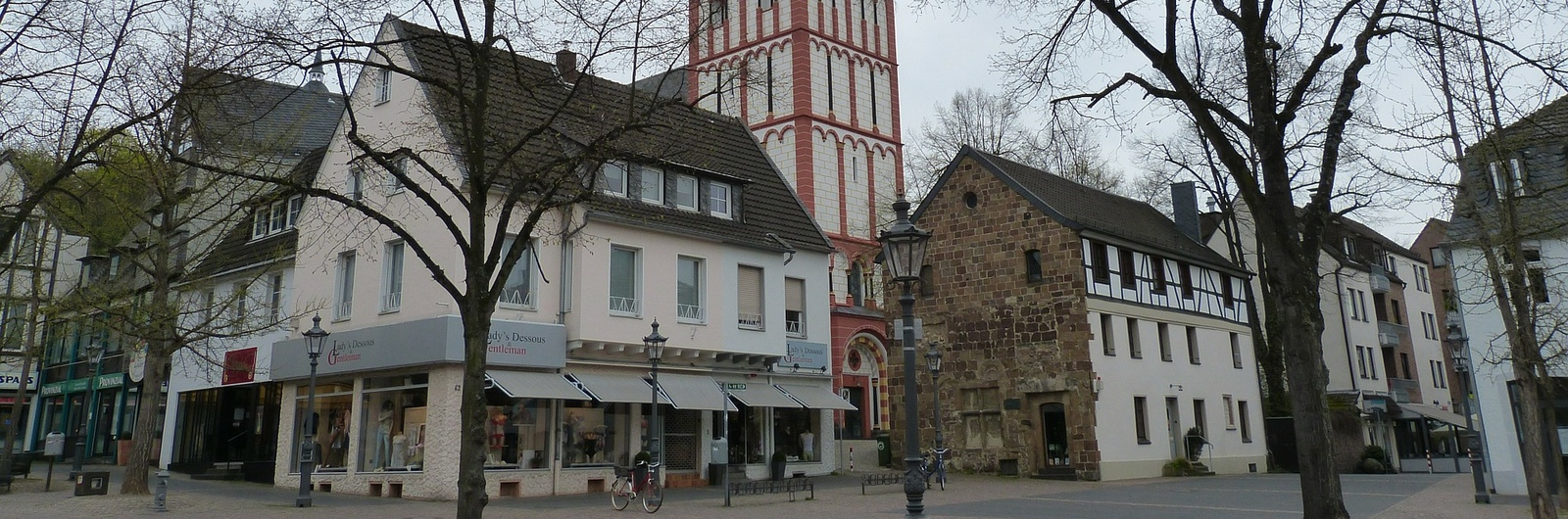 siegburg city header