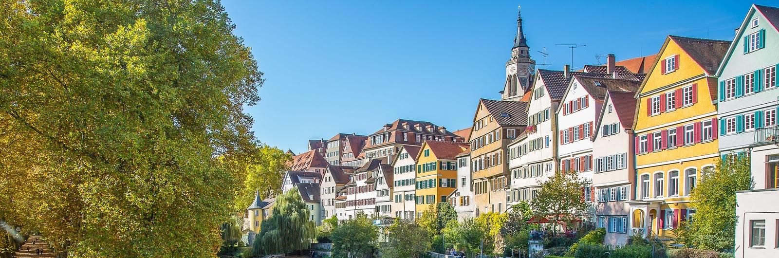 tubingen city header
