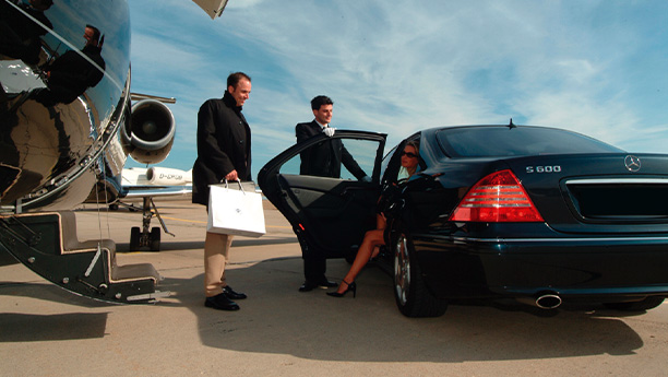 chauffeurservice limousine service