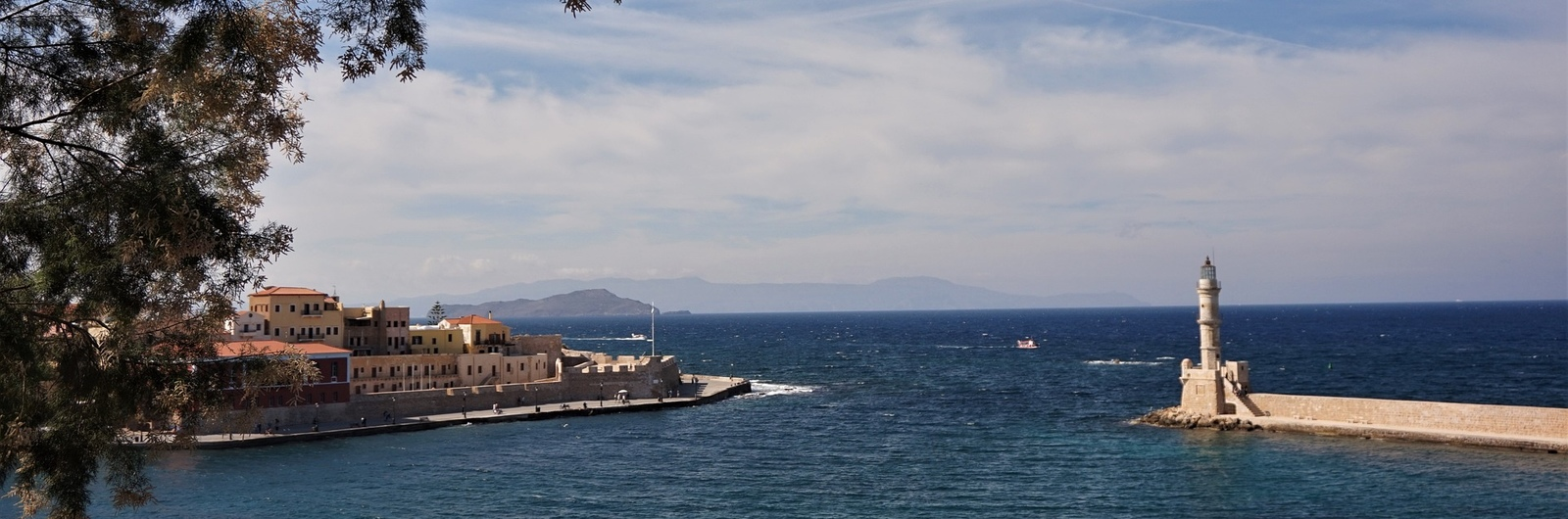 chania city header