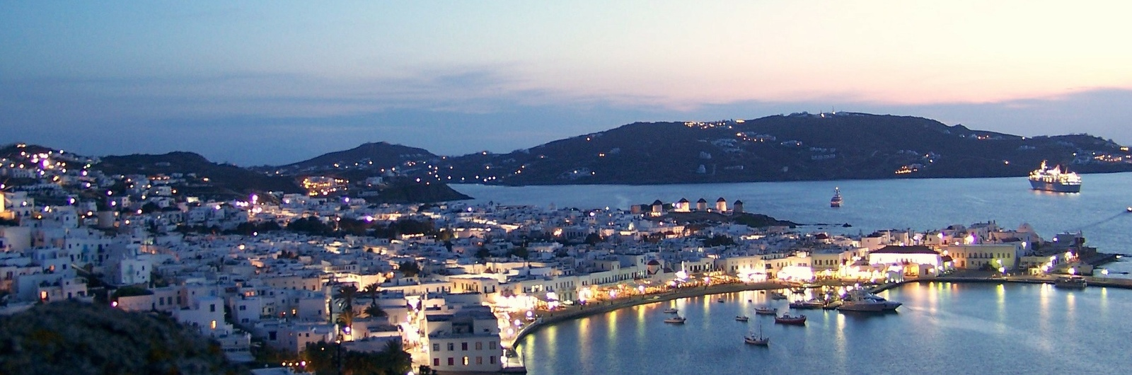 mykonos city header