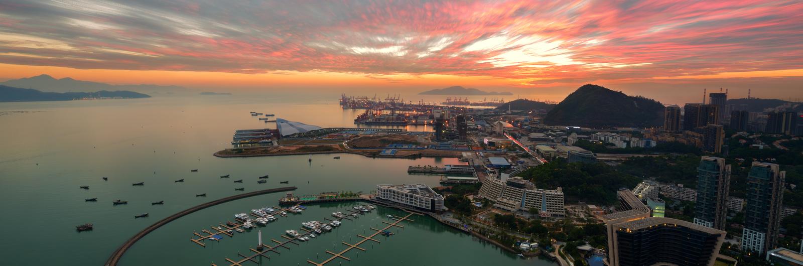 port au prince city header