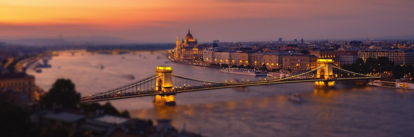 budapest city header