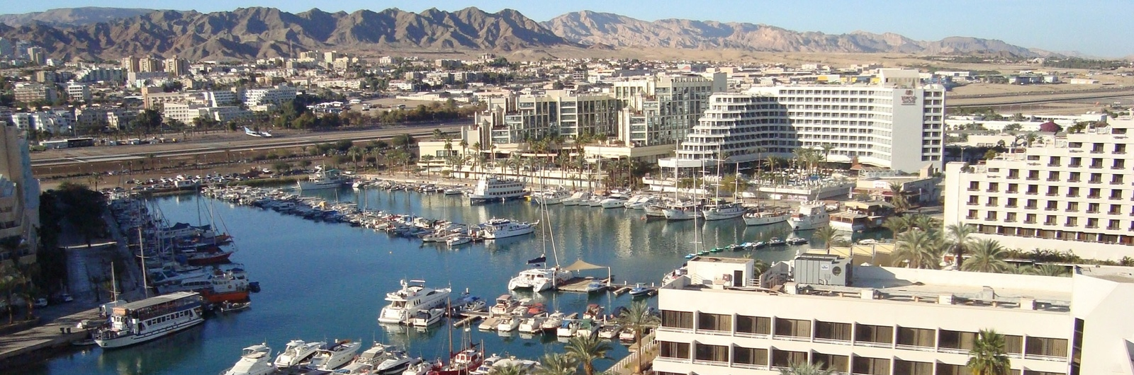 eilat city header