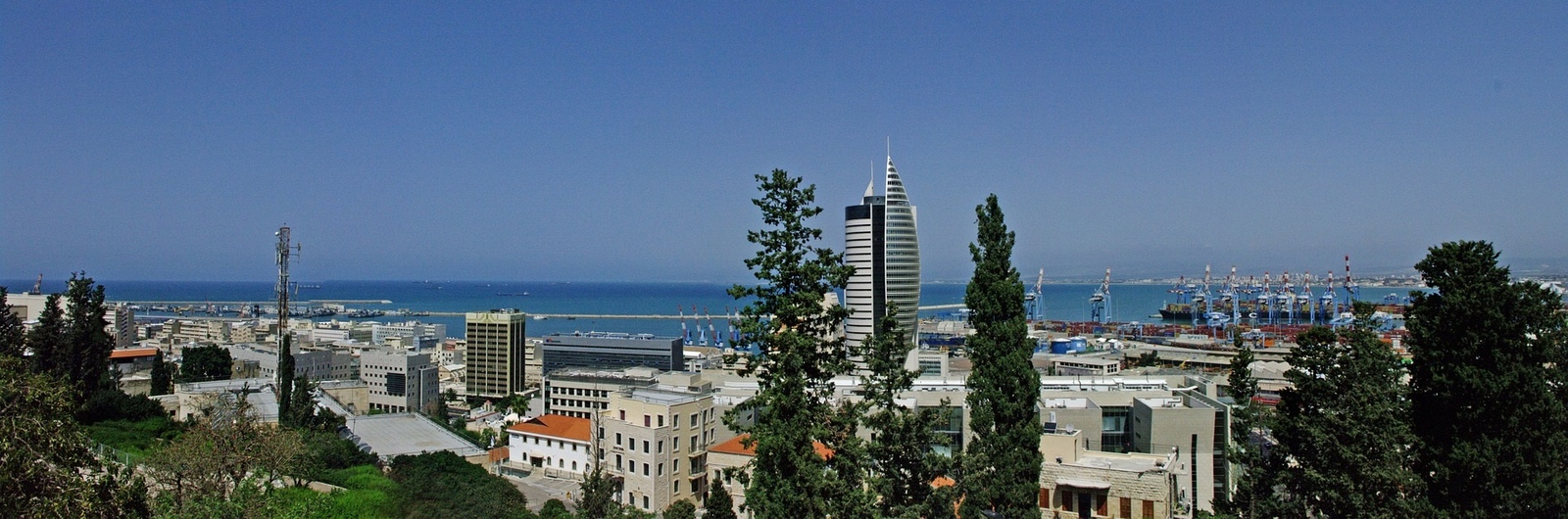 haifa city header