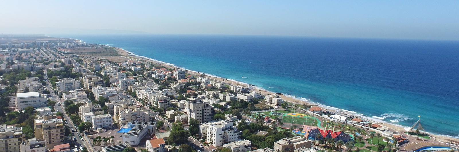 nahariya city header