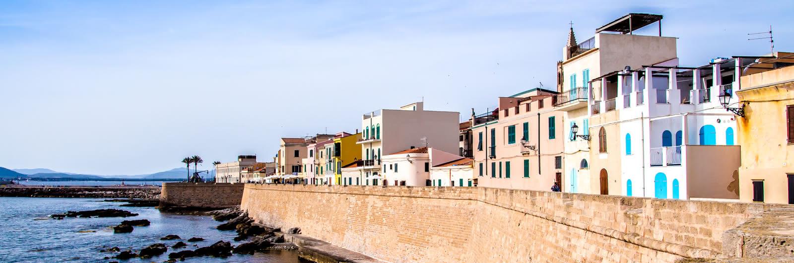 alghero city header