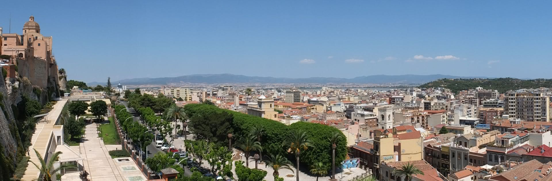 cagliari city header
