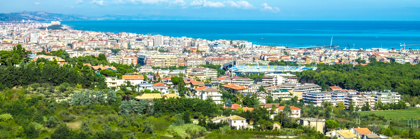 pescara city header