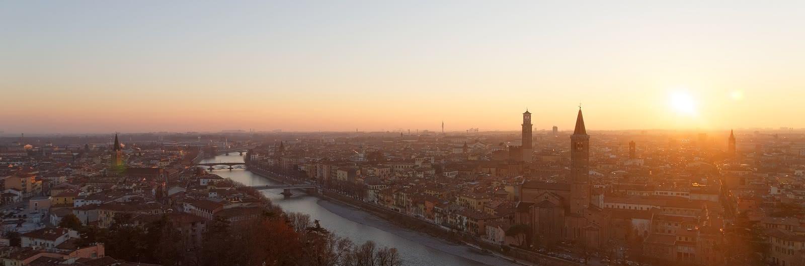 verona city header