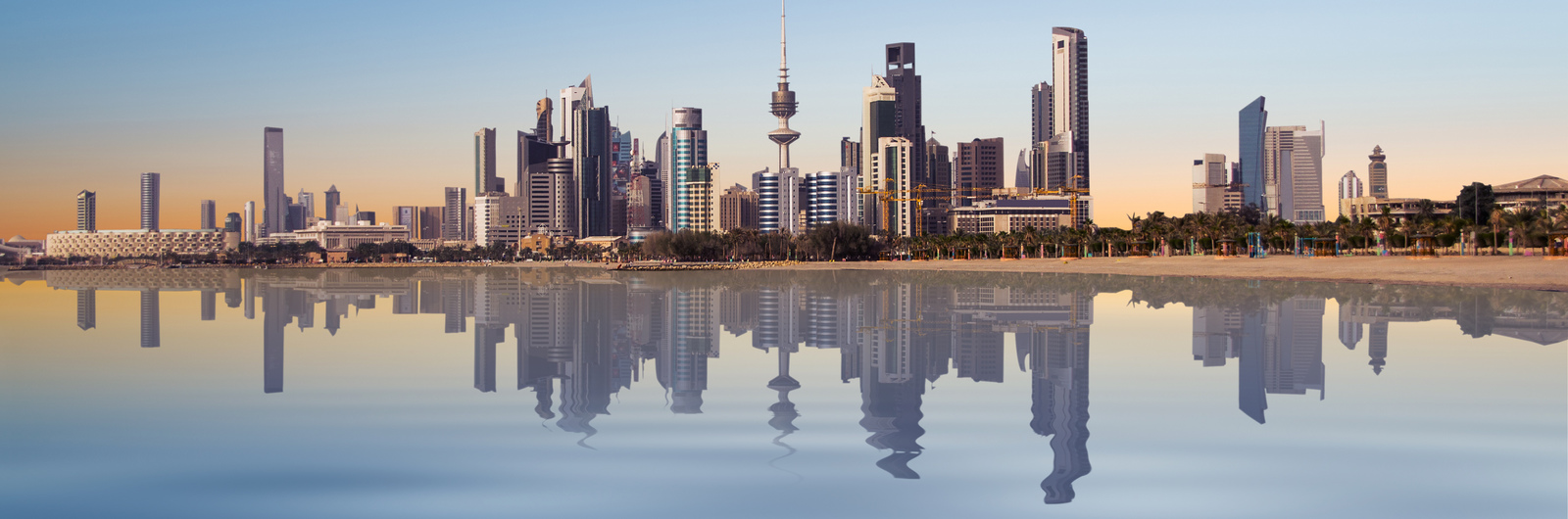kuwait city city header