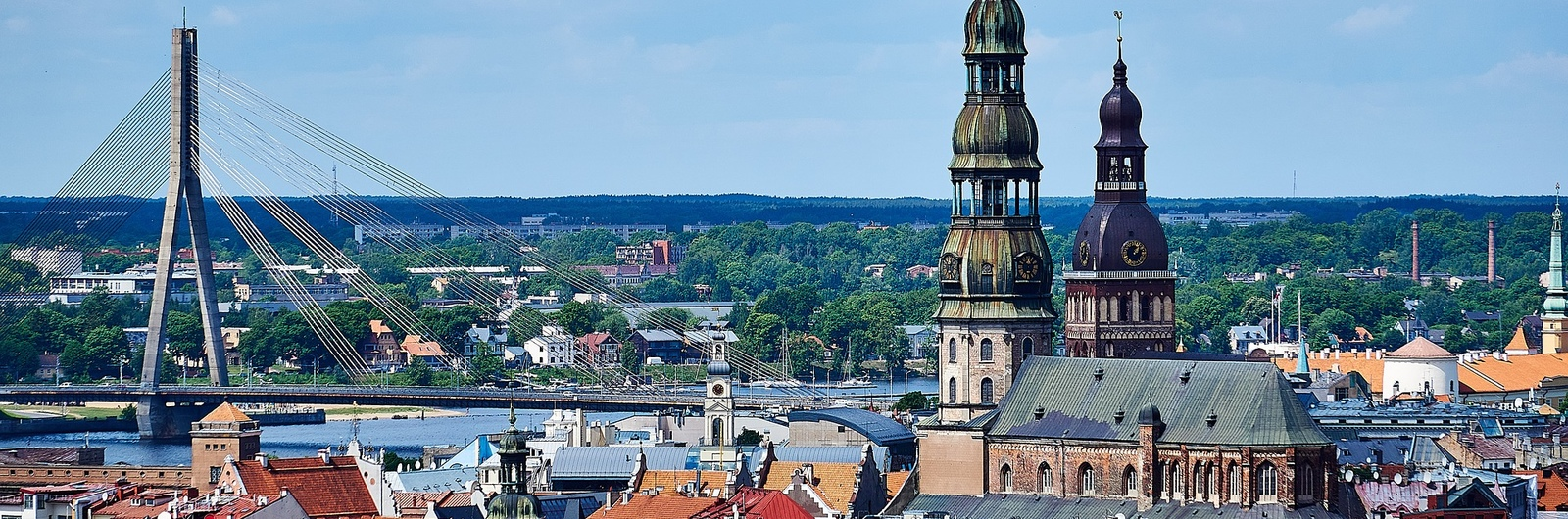 riga city header