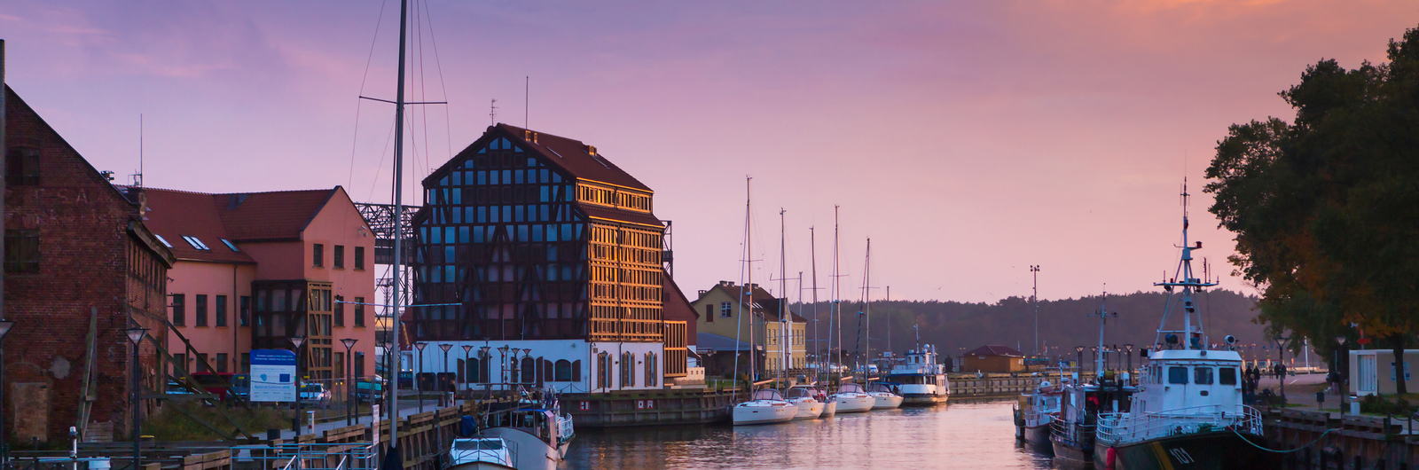 klaipeda city header