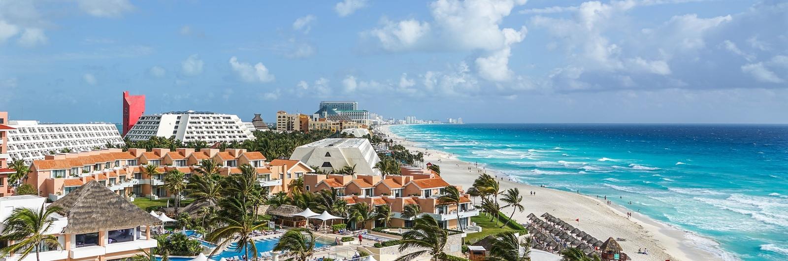 cancun city header