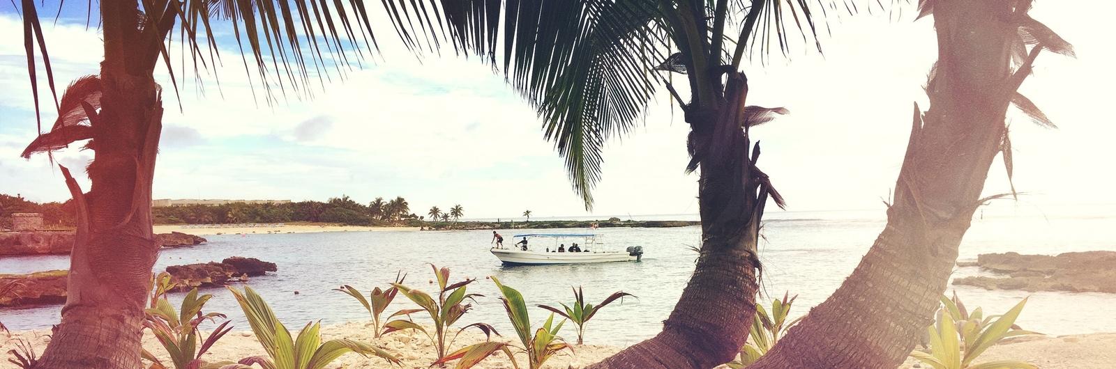 playa del carmen city header