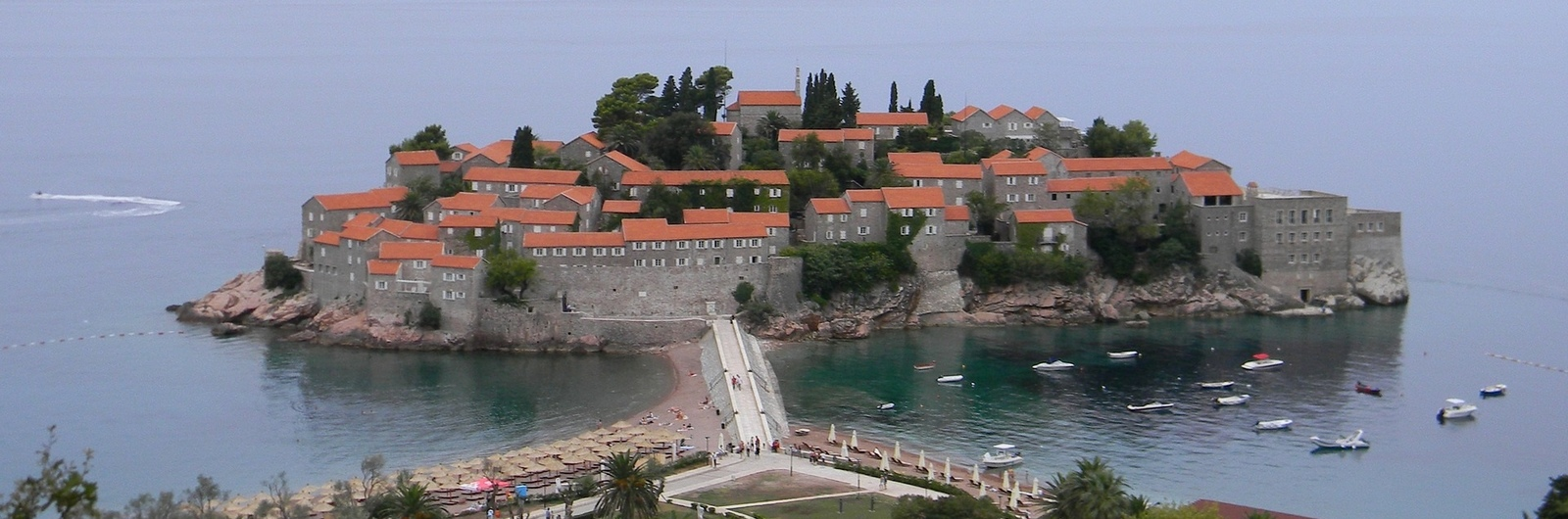 budva city header