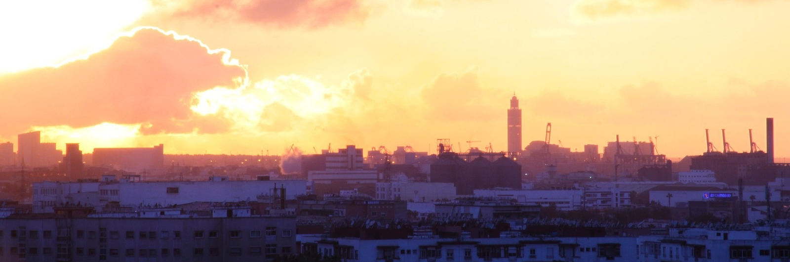 casablanca city header