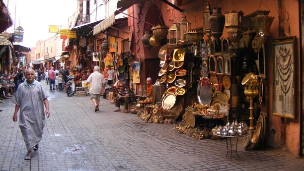 marrakesh city content