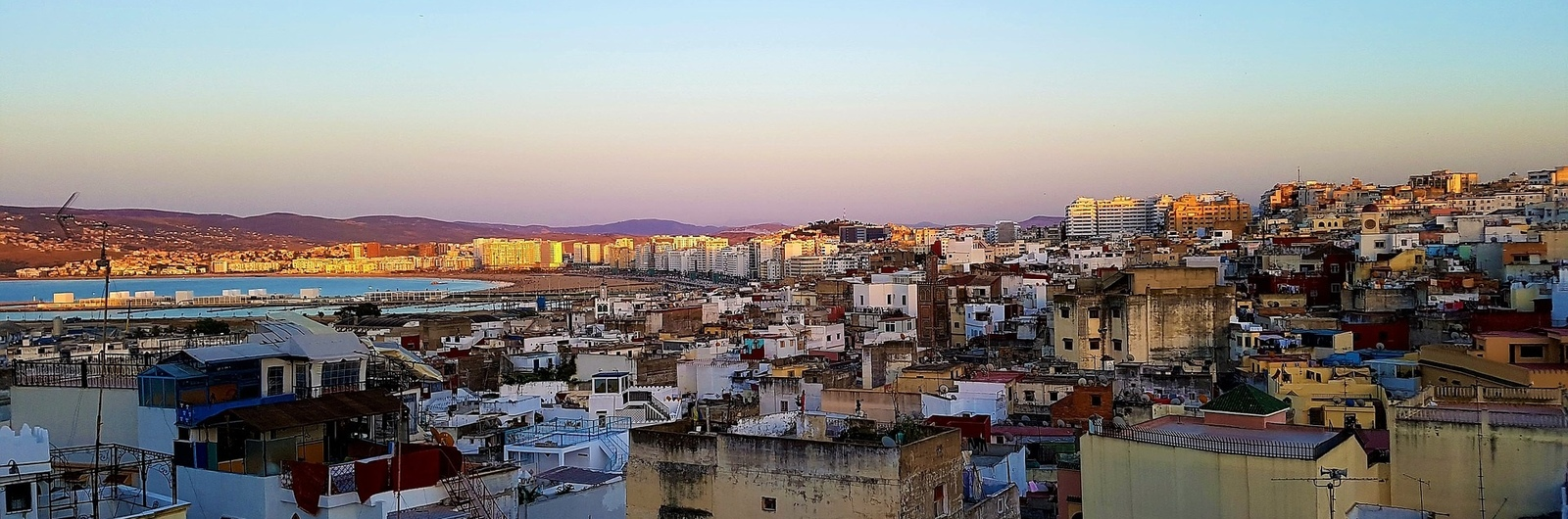 tangier city header