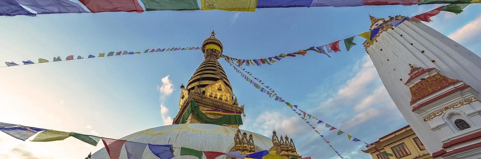 kathmandu city header
