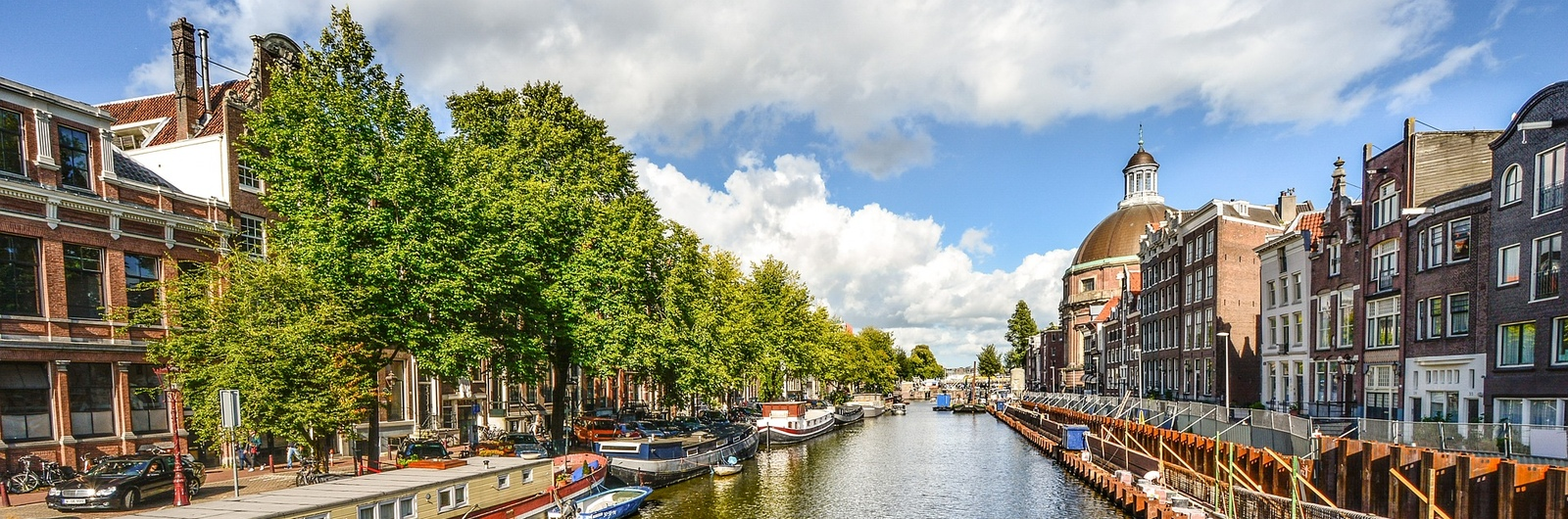 amsterdam city header